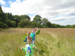 5th July 2016 Welly Walk to the Meadow (14)